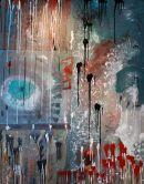 Mural 010-3m long +-/oil based